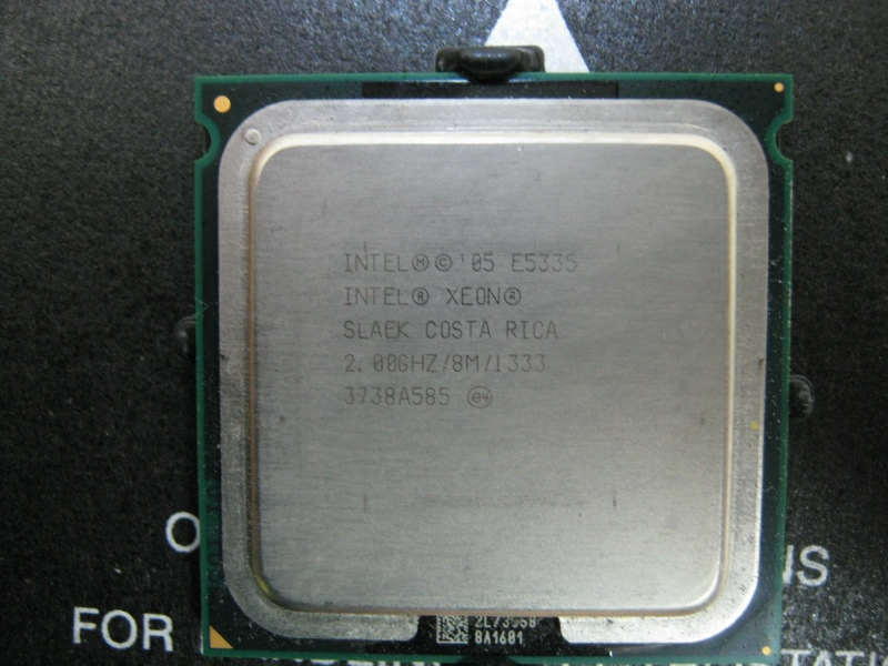 CPU Socket <771> INTEL XEON E5335 #1