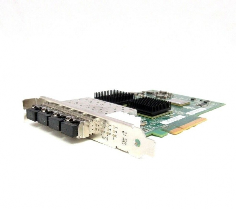 Fibre Channel HBA PCI-E QLOGIC QLE2564 #1