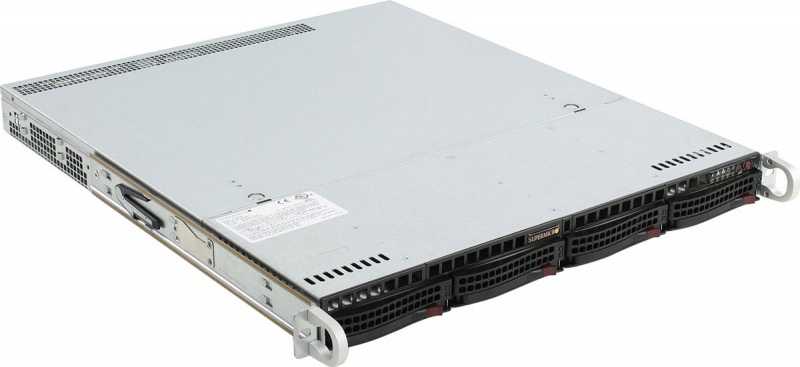 Сервер SuperMicro SuperServer SYS-6019P-MT #1
