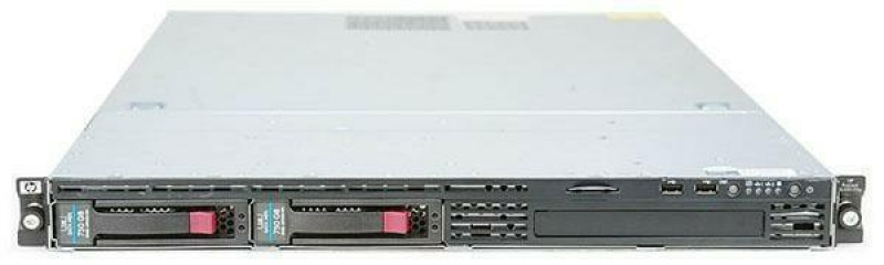 Сервер HP ProLiant DL360 G5p #1